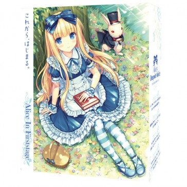 Alice in the Firststage