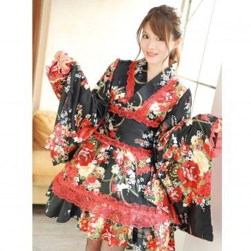 Blooming Lolita Kimono
