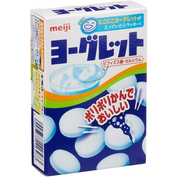 Meiji Yogret (Yoghurt Tablets)