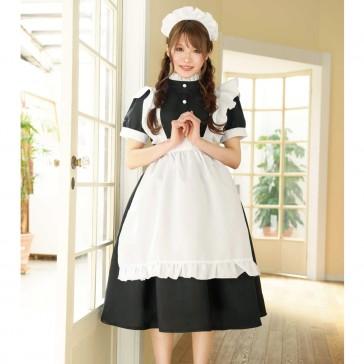 Old Fashion Maid Uniform