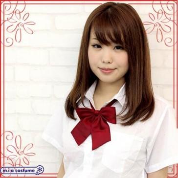 Otokonoko School Uniform Bow Tie Red