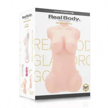 Real Body 3D Bone System GLAMOROUS GOTHIC