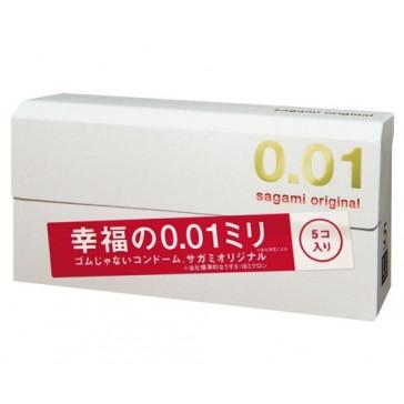 Sagami Original 001 (5 pcs)