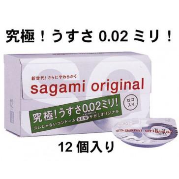 Sagami Original 002 (12 pcs)