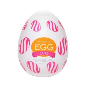 Tenga Egg Curl