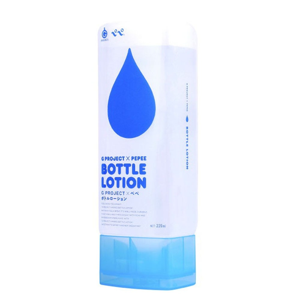 G PROJECT X PEPEE BOTTLE LOTION