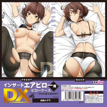 Insert Air Pillow DX Pillow Case #6 Koko Shiguma