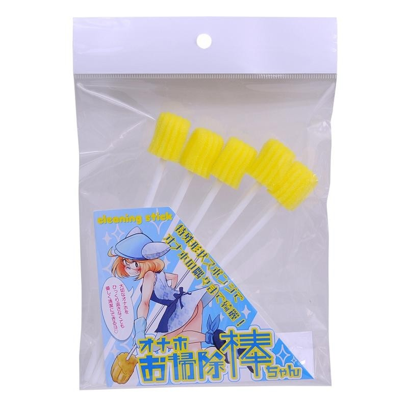 Onahole Cleaning Stick (Set of 5)