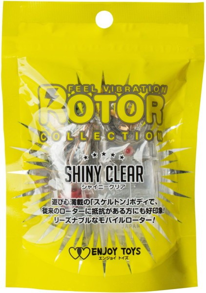 Rotor Collection Shiny Clear