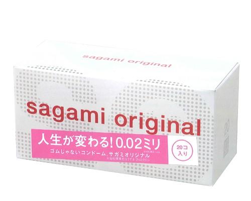 Sagami Original 002 (20 pcs)