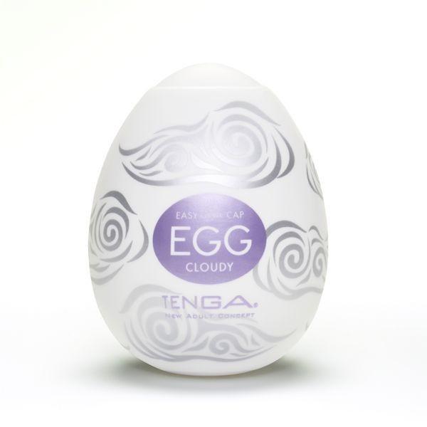 Tenga Egg Cloudy