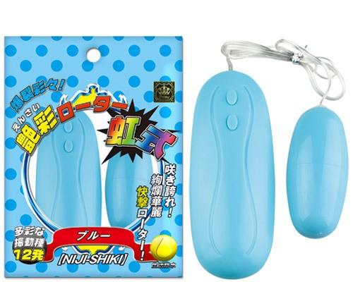 Tsuya Rotor Niji Shiki (Blue)