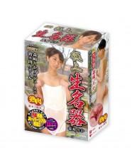 Gokujo Nama Meiki Morisaki Rika with DVD