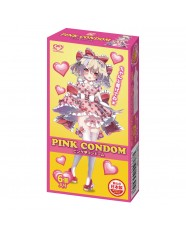 Pink Condom