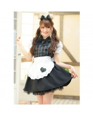 Sweet Bear Maid Costume
